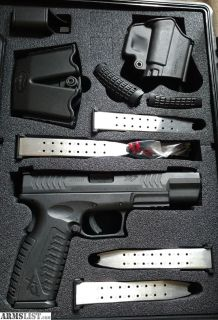 For Sale: Springfield XDM 5.25 competion 9mm