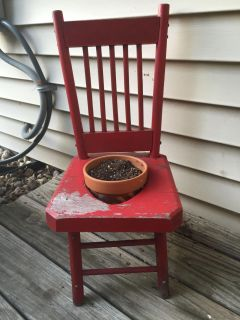 Old Potty Chair