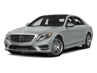 2015 Mercedes-Benz S-Class S550 4MATIC (Not Given)