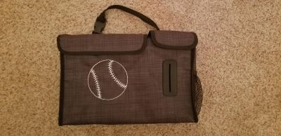 Thirty one pack and pull car organizer