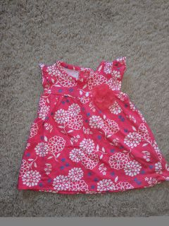 Newborn dress with diaper cover