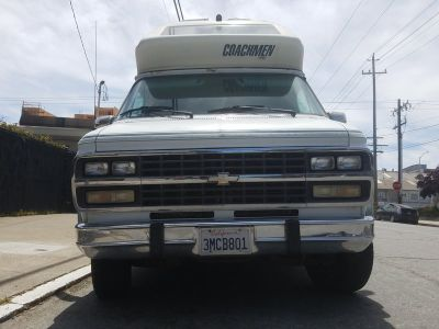 1992 Coachmen Clipper 190