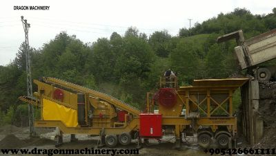 Mobile Crusher- New Type Turbo 950