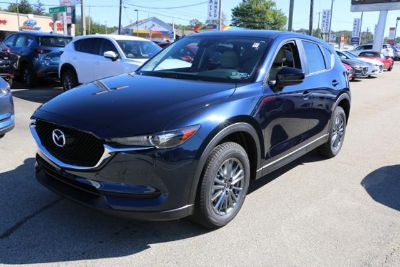 2017 Mazda CX-5 Touring AWD (DEEP CRYSTAL BLUE MICA)