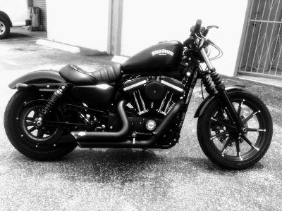 2016 Harley-Davidson SPORTSTER 883 IRON
