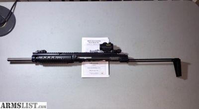 For Sale: MechTech Glock CCU 9mm carbine conversion Telestock and Full length rail $450 **Fits all standard Glock frames**