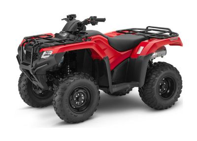 2018 Honda FourTrax Rancher 4x4 DCT IRS ATV Utility Amherst, OH