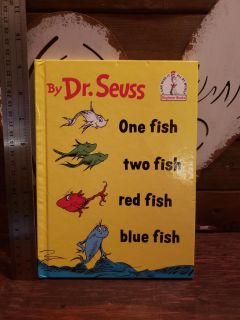 GUC- ONE FISH TWO FISH RED FISH BLUE FISH