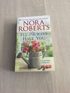 Paperback Nora Roberts I'll Always Have You
