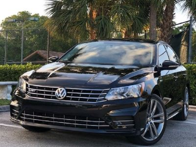*** 2018 VOLKSWAGEN PASSAT RLINE LIKE NEW 18K MILES CLEAN TITLE ***