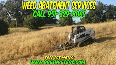 Code Compliance - Weed Abatement Services. Low Rates. Call Us!