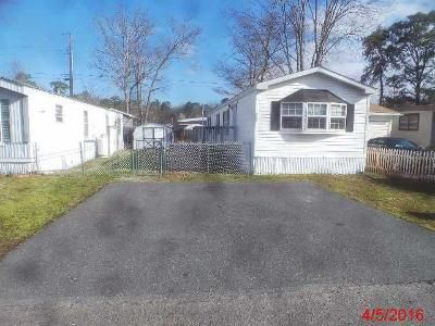 2 Bed 1 Bath Foreclosure Property in Egg Harbor Township, NJ 08234 - Black Horse Pike Trlr 424