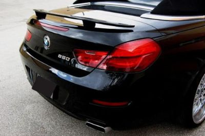 Buy D2S BF12-W1-CF - 12-13 BMW 6-Series Custom Style Rear Wing Spoiler Carbon Fiber motorcycle in Fort Lauderdale, Florida, US, for US $914.00