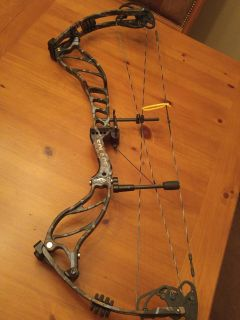 ATHENS ARCHERY Compound BOWS  A lefty and a right handed bow