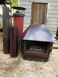 Preway Mobile Home Wood Burning Stove