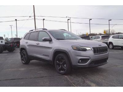 2019 Jeep Cherokee (Billet Silver Metallic)