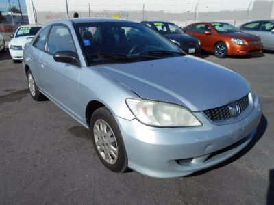2005 Honda Civic LX (Silver)
