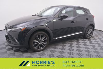 2016 Mazda CX-3 Grand Touring (Jet Black)