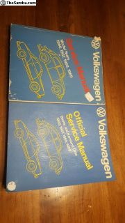 Bently 66-69 Type I factory service manual