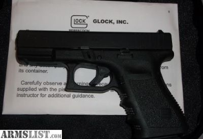 For Sale: Glock 19 Gen3