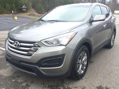 2015 Hyundai Santa Fe Sport (Gray)