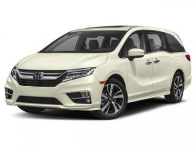 2019 Honda Odyssey Elite (Lunar Silver Metallic)