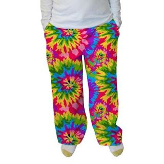 Buy Groovy Tye Dye Womens Adult Pant Online at Most Affordable Price