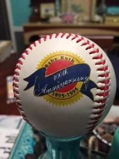 1995 Babe Ruth Commemorative Baseball