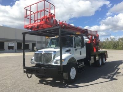 Elliott H90 Sign Crane Sign Truck For Sale