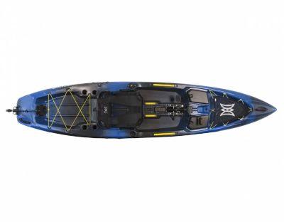 2018 Perception Kayak Pescador Pilot Kayaks Non-Powered Boats Coloma, MI