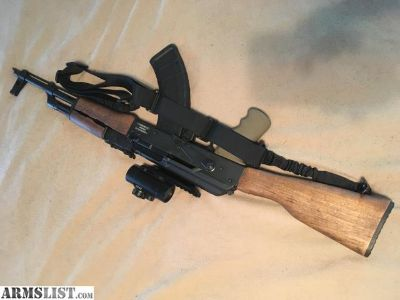 For Sale: 2014 wasr 10 ak47