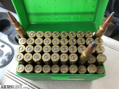 For Sale: Weatherby 300 mag 38 rounds and brass