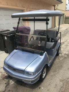Golf Cart. Street Legal