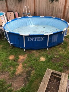 Free Intex pool