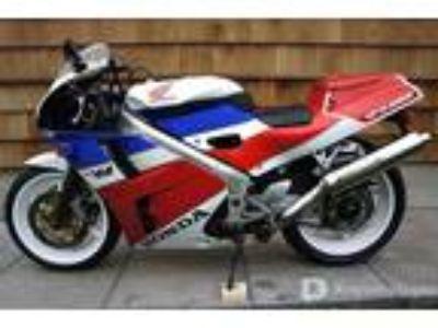 1989, 1989 Honda, VFR400R