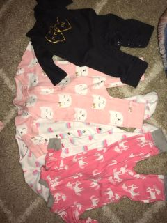 Carters 3 month Sleepers