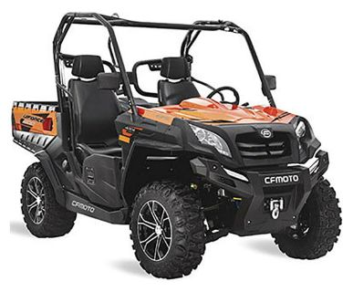 2019 CFMOTO UForce 800 Side x Side Utility Vehicles Monroe, WA