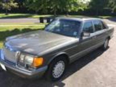 1991 Mercedes-Benz 350SDL Turbo Diesel 6-Cyl