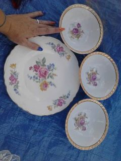 pretty plates and bowls (west  odessa)
