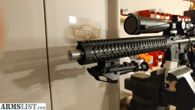 For Sale: AR-15 with scope