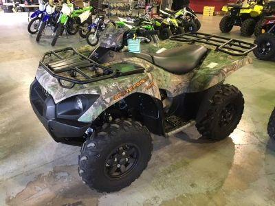 2017 Kawasaki Brute Force 750 4x4i EPS Camo Sport-Utility ATVs Brilliant, OH