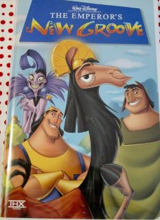 """VHS Disney Movie """"The Emperor's New Groove"""""""