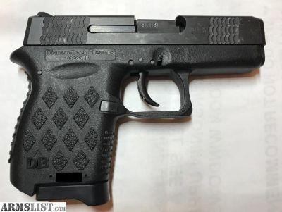 For Sale: Diamondback DB9 9mm subcompact