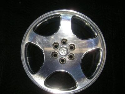 Find DODGE VIPER Wheel 18x10 5 Spoke POLISHED FINISH GEN2 1999 2000 2001 2002 motorcycle in Eagle River, Wisconsin, United States, for US $365.00