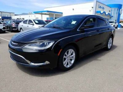Used 2016 Chrysler 200 4dr Sdn FWD