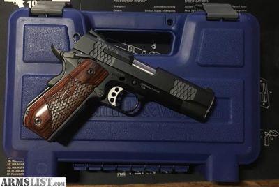 For Sale: Smith & Wesson SW1911SC E-Series .45 ACP 108483