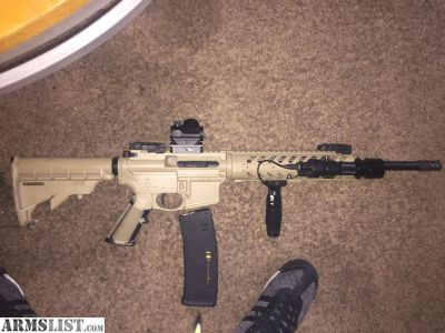For Sale/Trade: Ar M&P 15