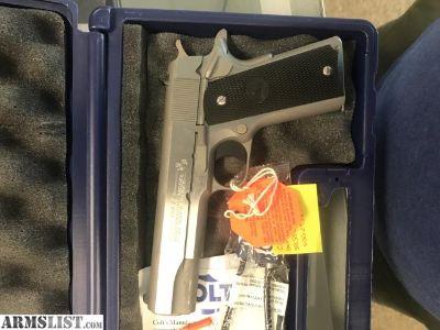 For Sale: Colt 38 Super Government Model New