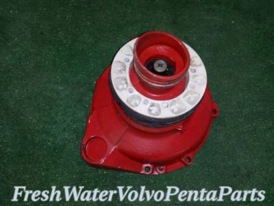 Sell Volvo Penta 290 171 131 151 P/N 855611 Bellhousing flywheel cover fine 26 spl motorcycle in North Port, Florida, United States, for US $239.00