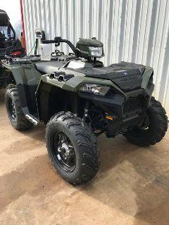 2019 Polaris Sportsman 850 ATV Utility Brazoria, TX